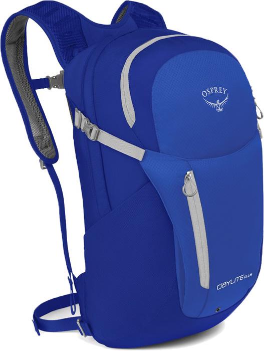 Рюкзак Osprey Daylite Plus, цвет: синий, 20 л osprey рюкзак daylite 13л black