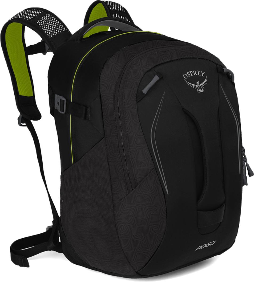 купить Рюкзак Osprey Pogo 24, цвет: черный, 24 л недорого