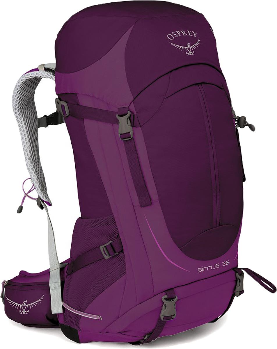 Рюкзак Osprey Sirrus 36, цвет: фиолетовый, 36 л osprey рюкзак sirrus 26 stealth grey