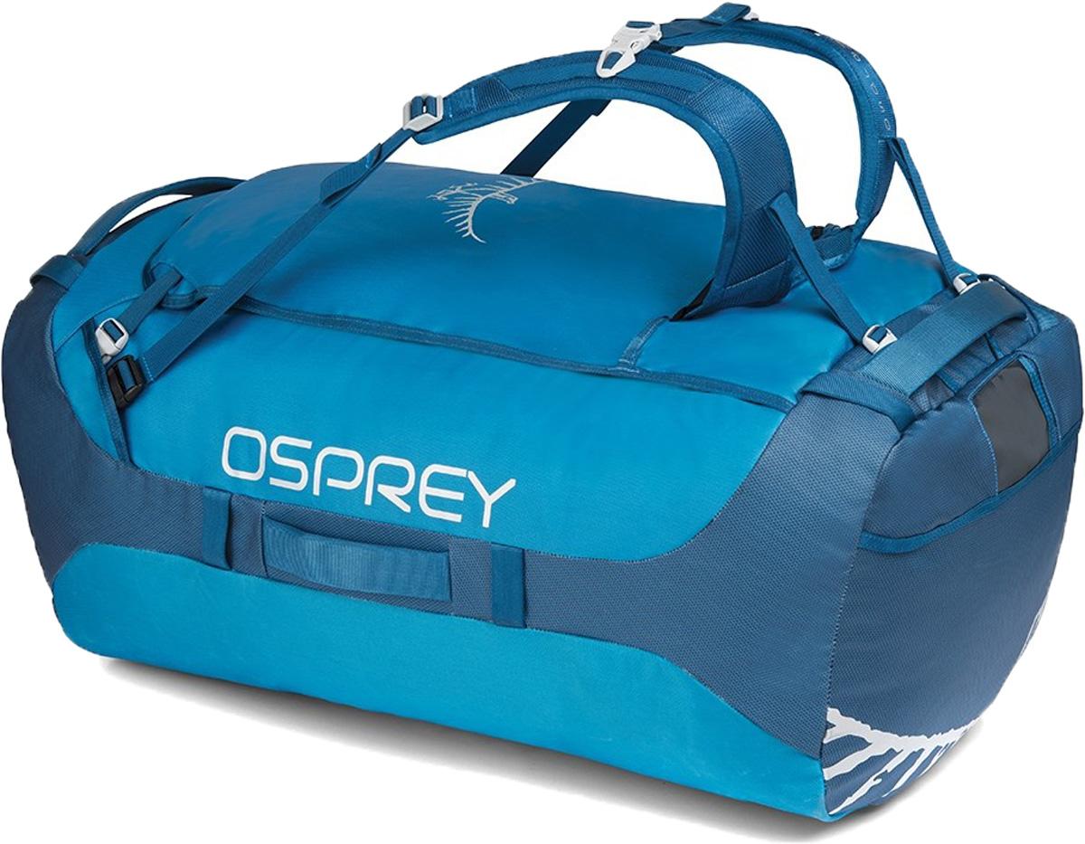 Сумка дорожная Osprey Transporter 130, цвет: синий, 130 л