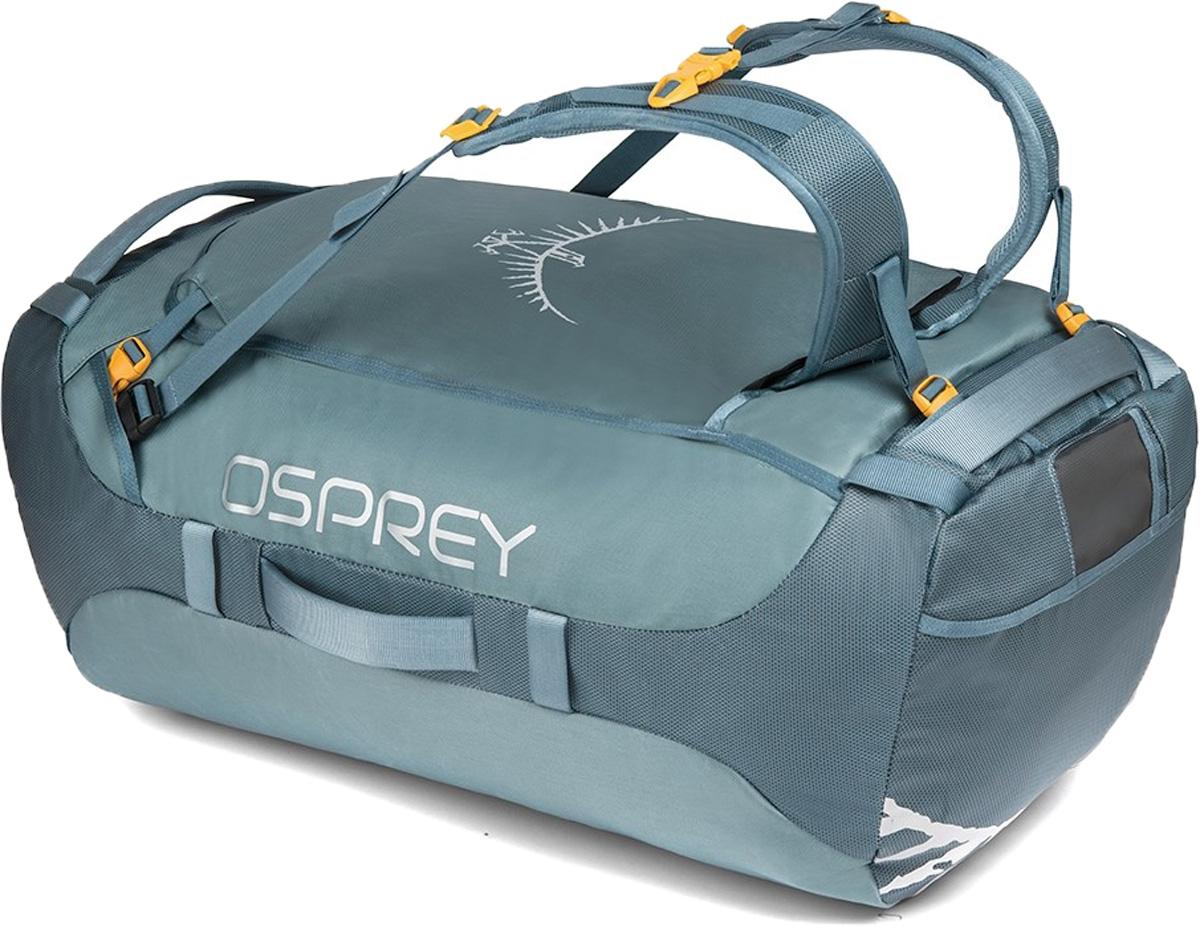 Сумка дорожная Osprey Transporter 95, цвет: светло-серый, 95 л
