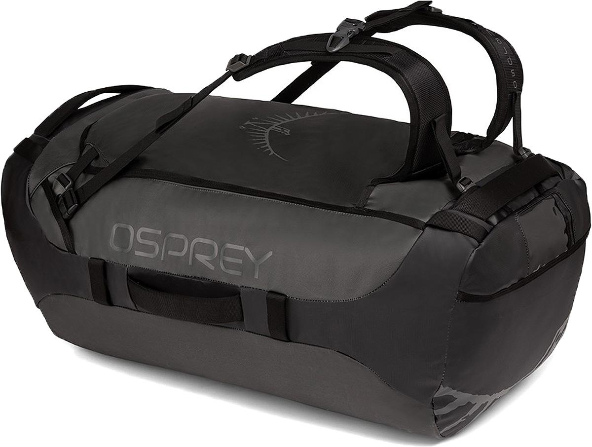 Сумка дорожная Osprey Transporter 95, цвет: черный, 95 л