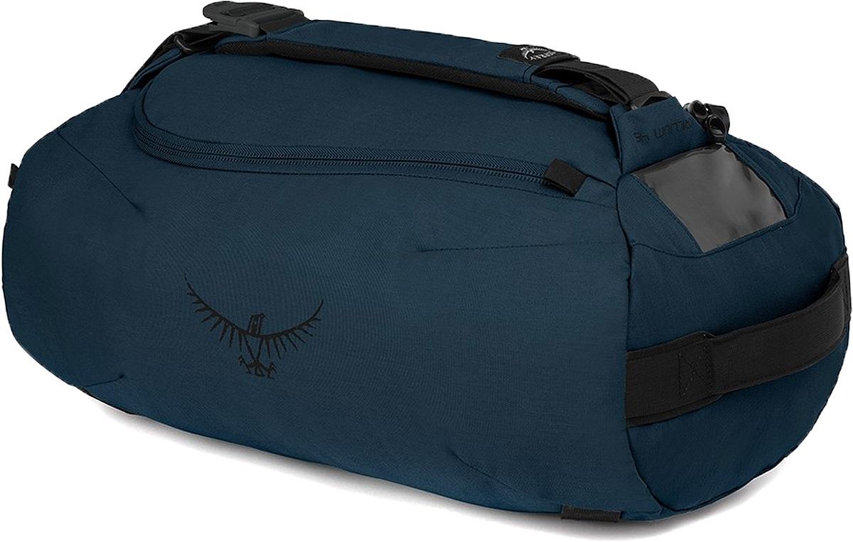 Сумка дорожная Osprey Trillium 45 Duffel, цвет: синий, 45 л