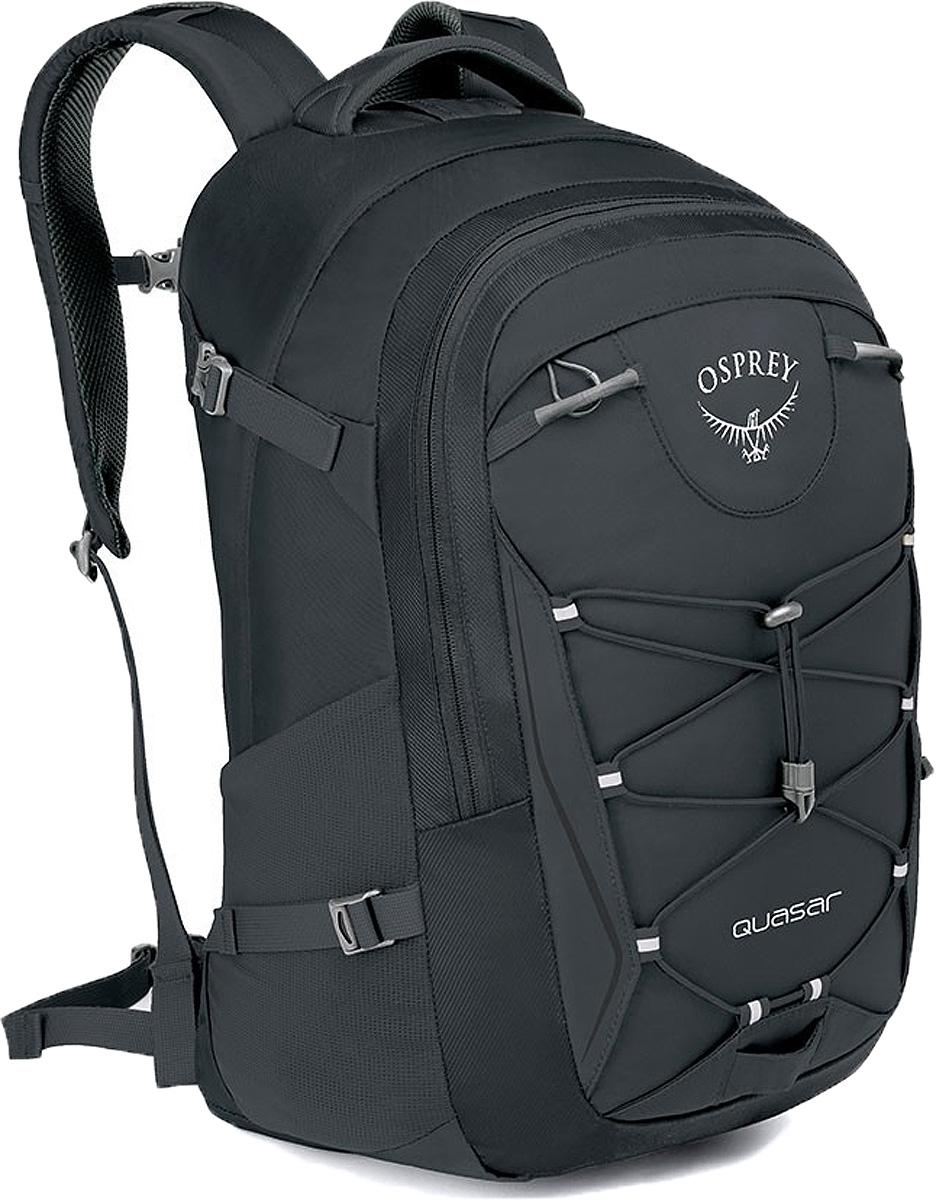 Рюкзак Osprey Quasar 28, цвет: серый, 28 л osprey рюкзак daylite 13л black