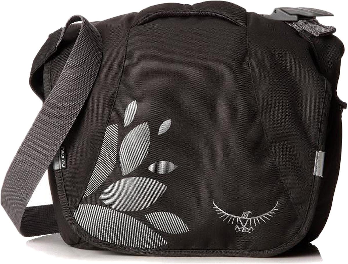 Сумка Osprey Flap Jill Mini, цвет: черный, 9 л