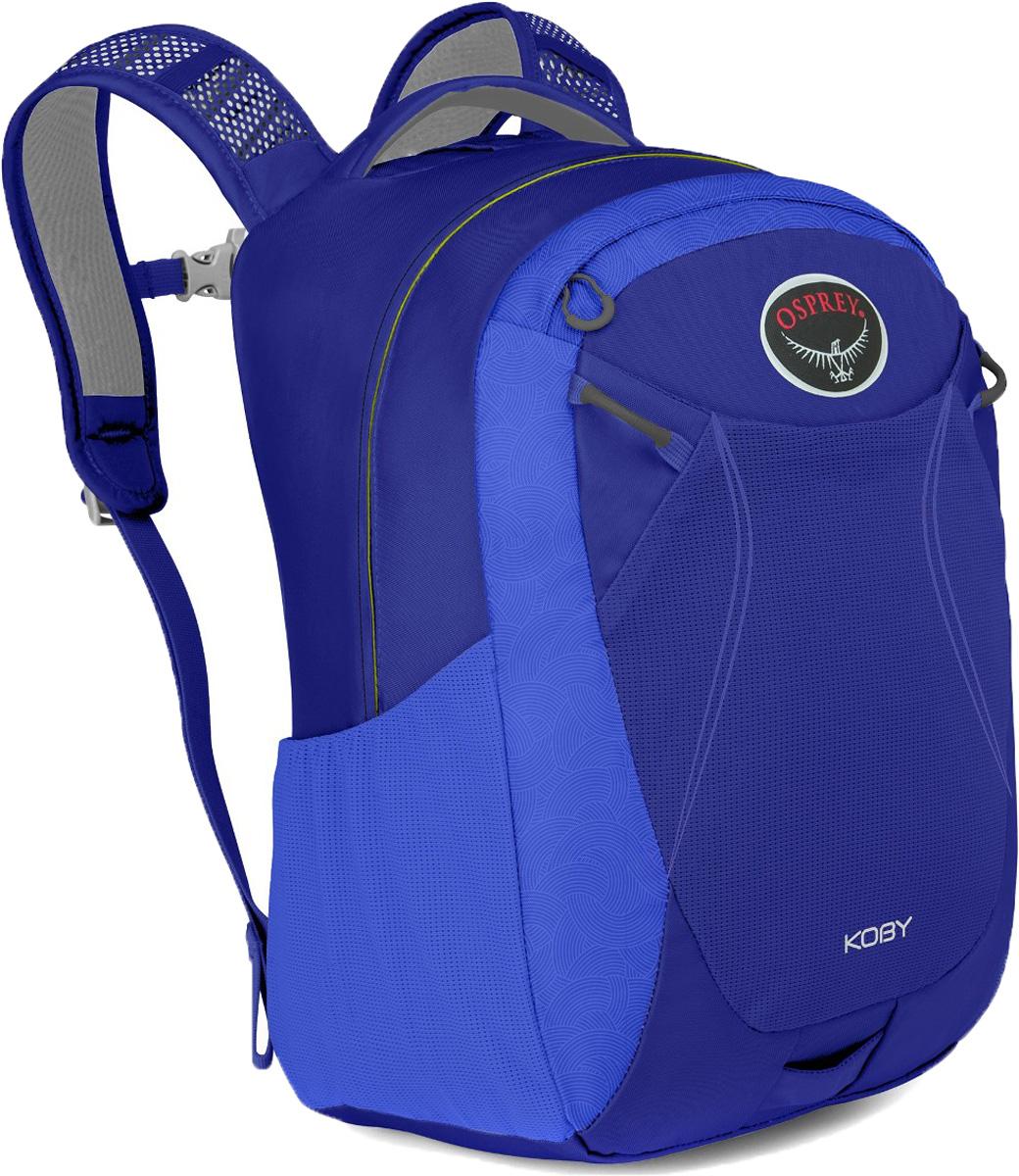 купить Рюкзак Osprey Koby 20, цвет: синий, 20 л недорого