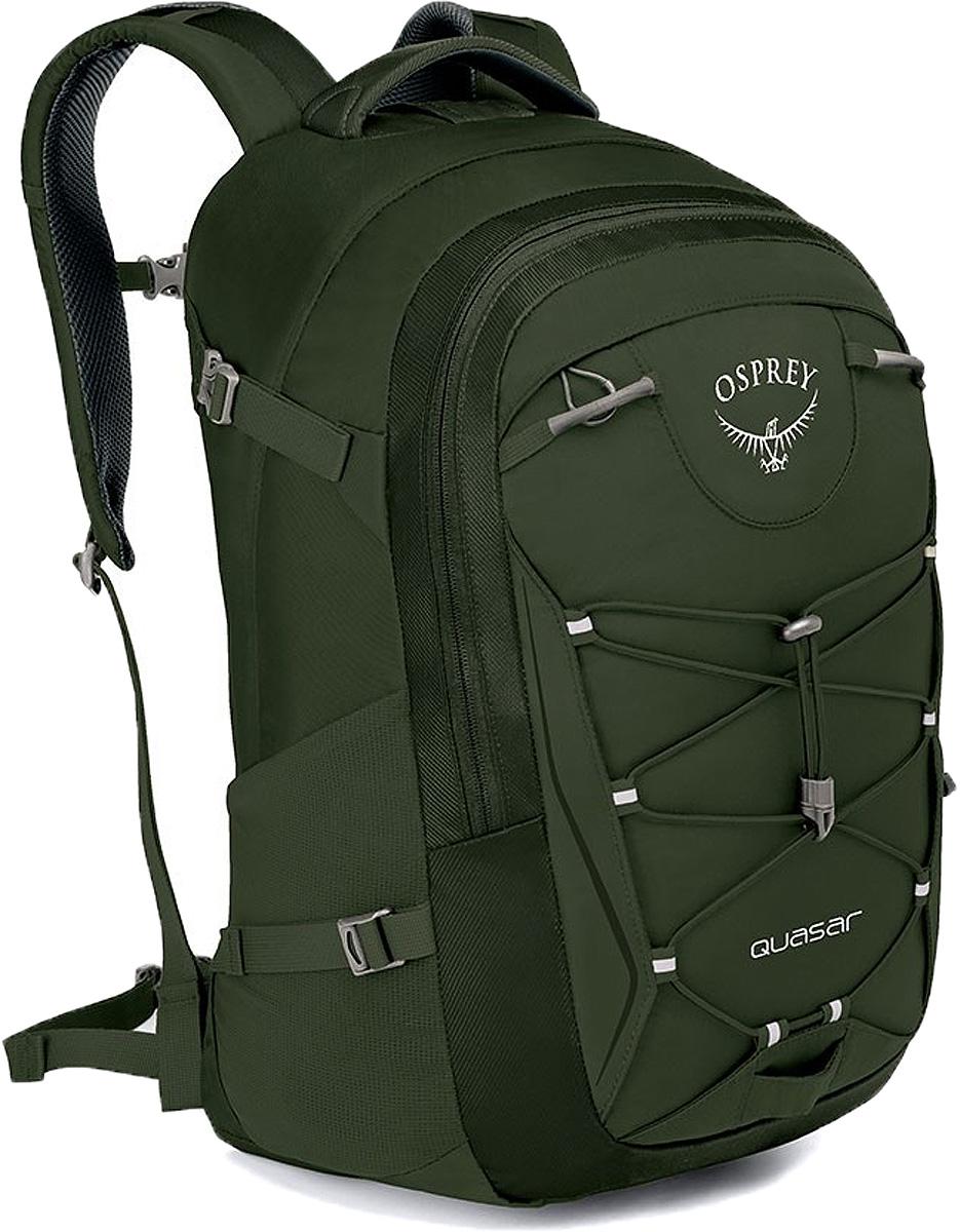 купить Рюкзак Osprey Quasar 28, цвет: зеленый, 28 л недорого