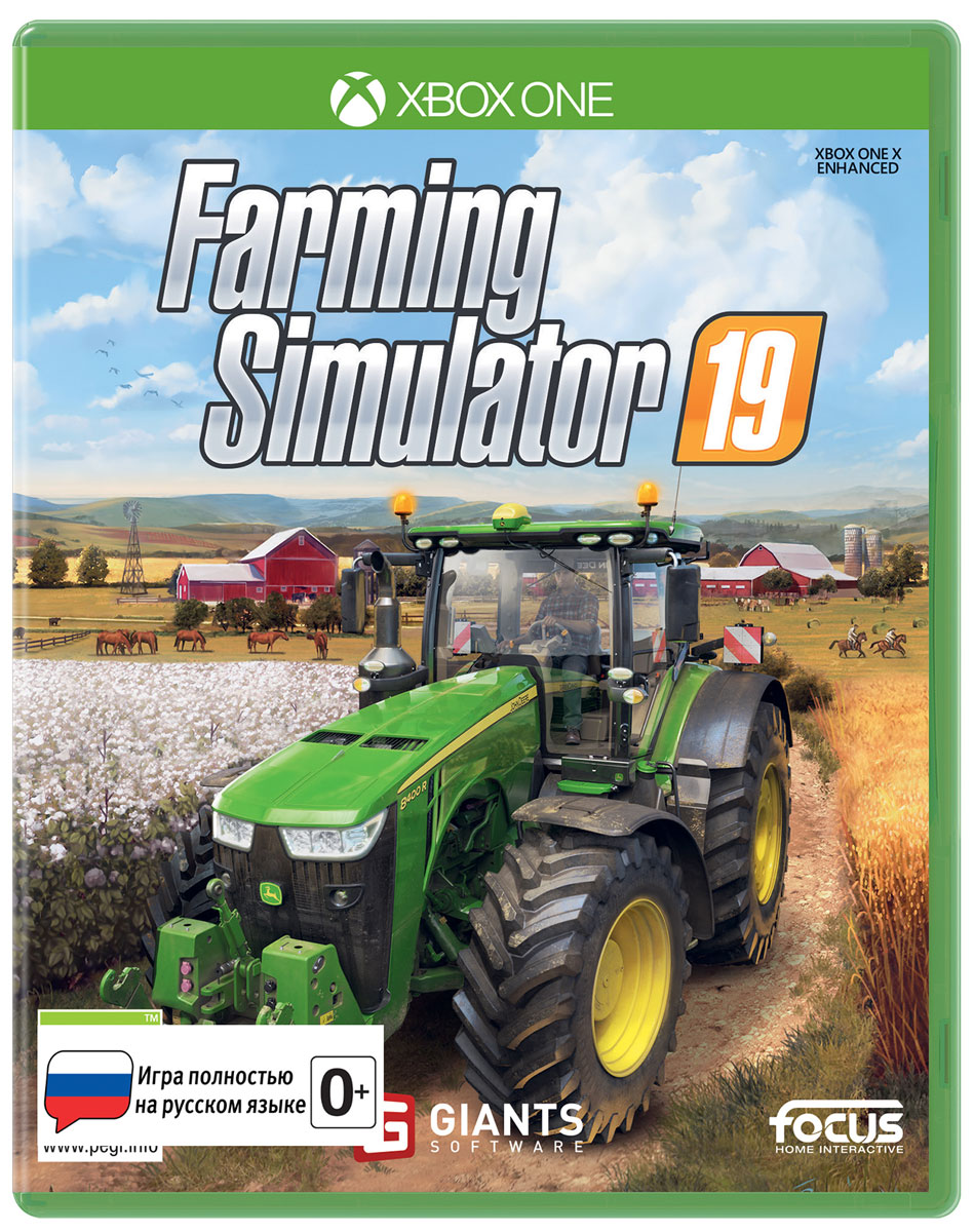 Farming Simulator 19 (Xbox One), GIANTS Software GmbH