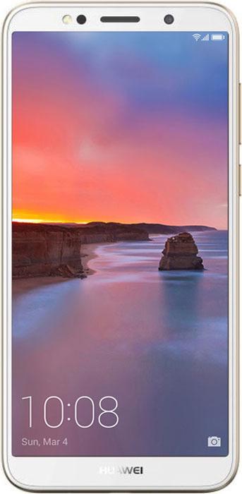 Смартфон Huawei Y5 Prime 2018 (DRA-LX2), Gold goowiiz красный huawei y5 2017