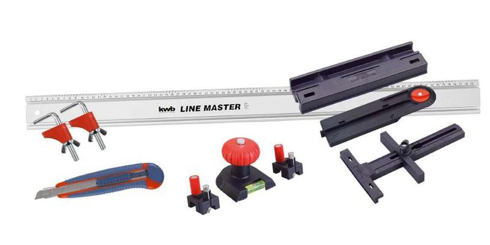 Набор инструментов Kwb Master, универсальный, 10 предметов