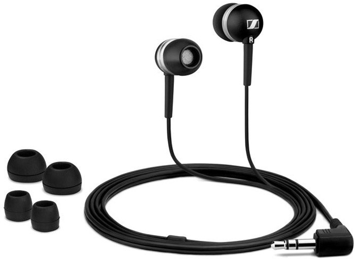Sennheiser CX 300-II Precision, Black наушники