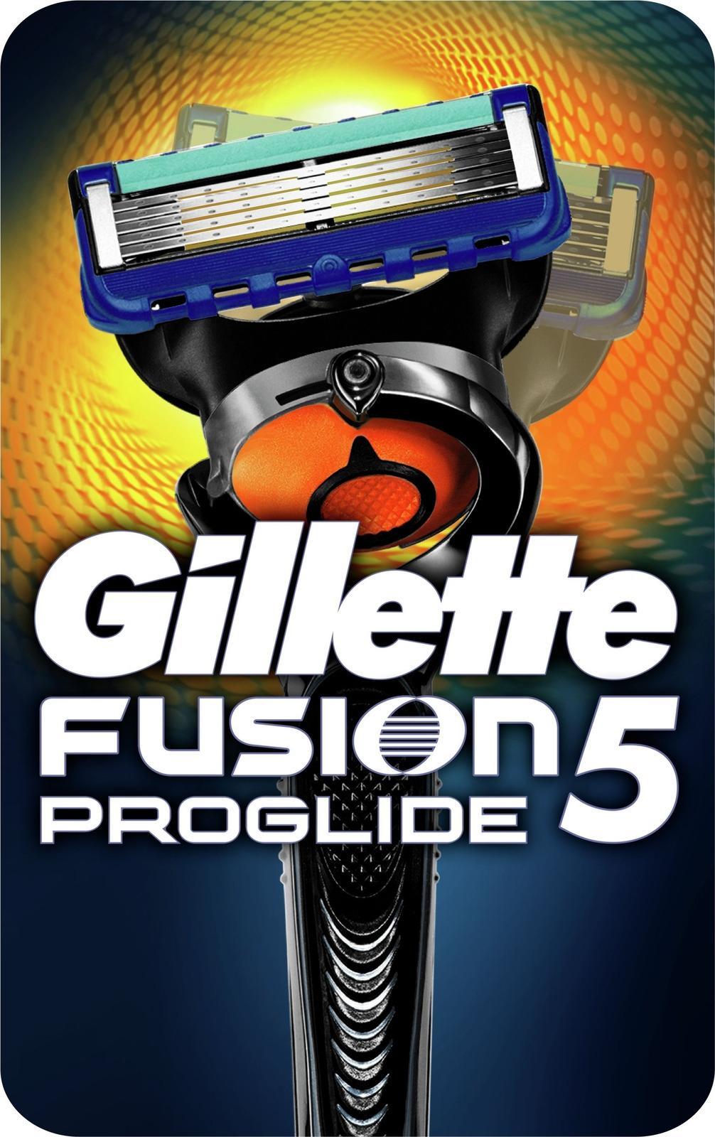Мужская Бритва Gillette Fusion5 ProGlide с Технологией FlexBall бритва gillette fusion proglide flexball с 1 сменной кассетой гель для бритья active sport 170 мл