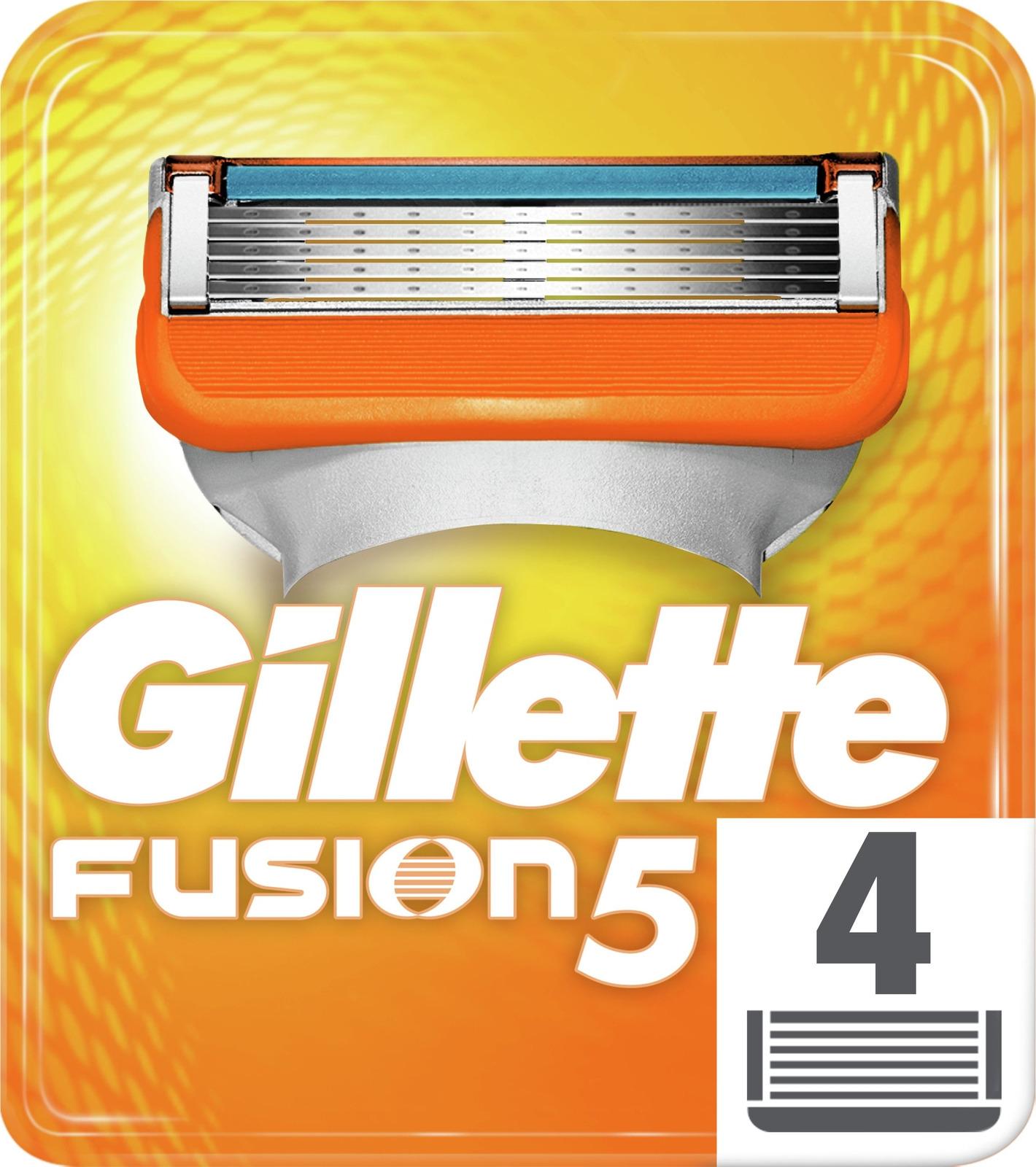 Сменные Кассеты Gillette Fusion5 Для Мужской Бритвы, 4 шт venus embrace сменные кассеты для бритья 2 шт