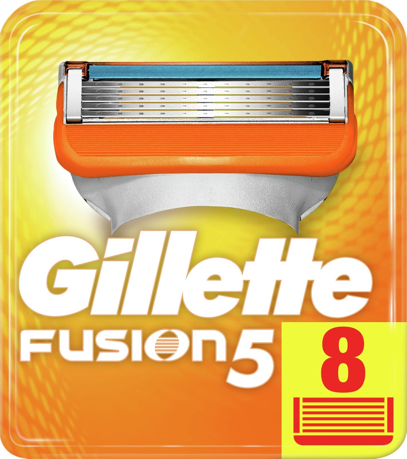 Сменные Кассеты Gillette Fusion5 Для Мужской Бритвы, 8 шт venus embrace сменные кассеты для бритья 2 шт