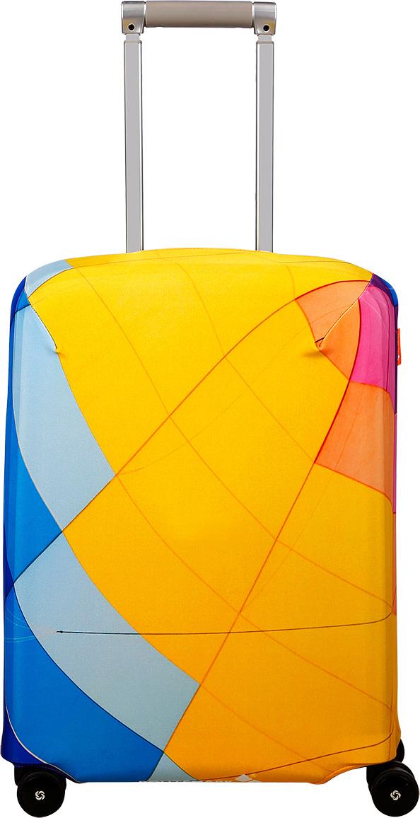 Чехол для чемодана Routemark Aerostat, цвет: мультиколор, размер S (50-55 см)