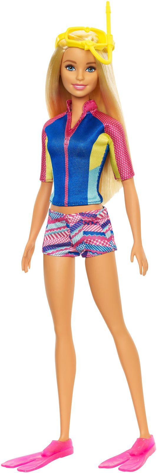 Barbie Морские приключения Кукла barbie кукла сестра барби морские приключения barbie fbd70