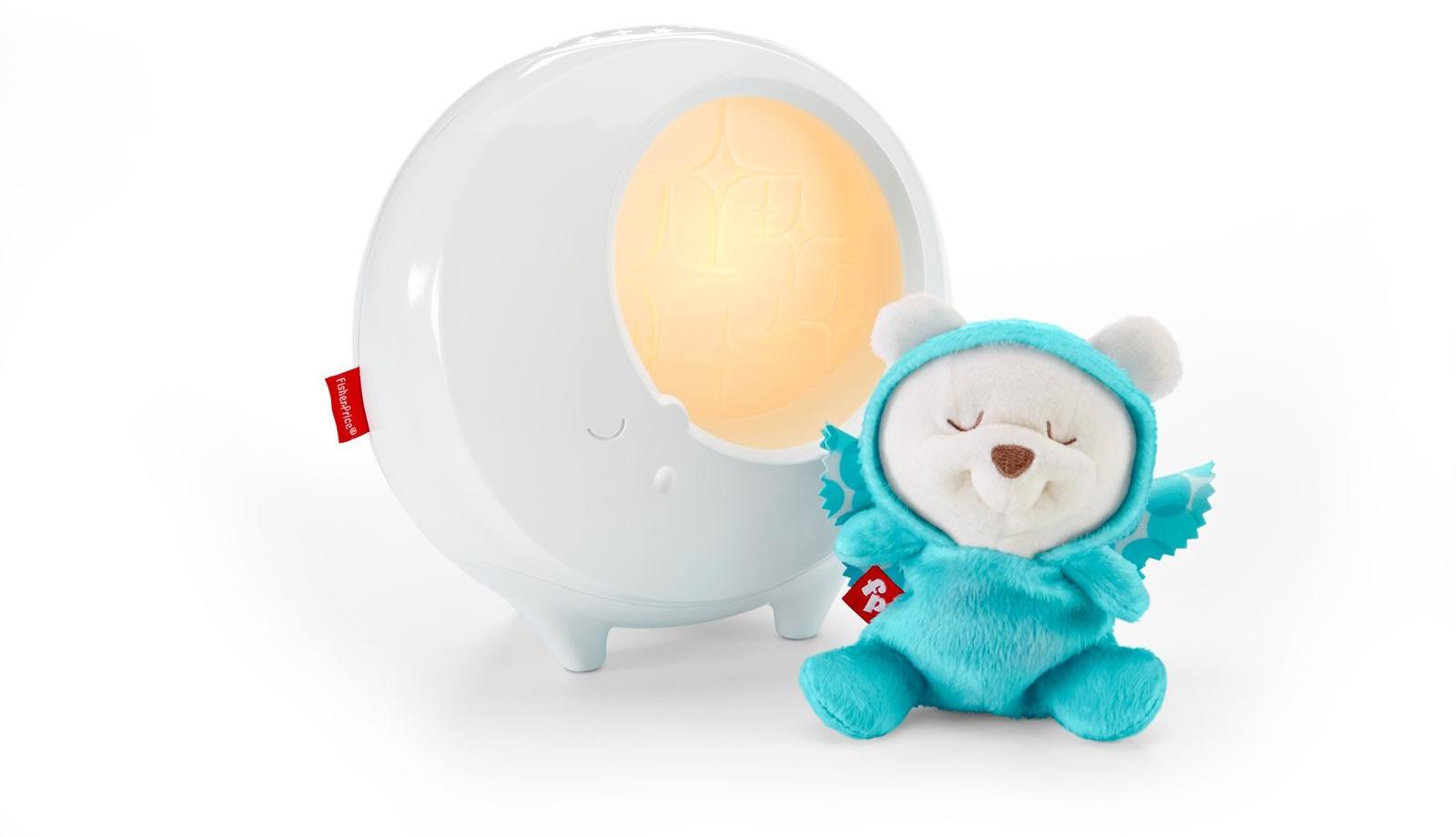 Fisher-Price Развивающая игрушка Проектор Мечты  бабочках