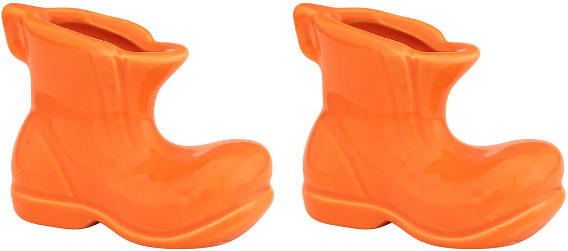 Керамическая вазочка под зубочистки в форме симпатичного слоника, придется по вкусу любой хозяйке. Изделие имеет подарочную упаковку с бантиком.