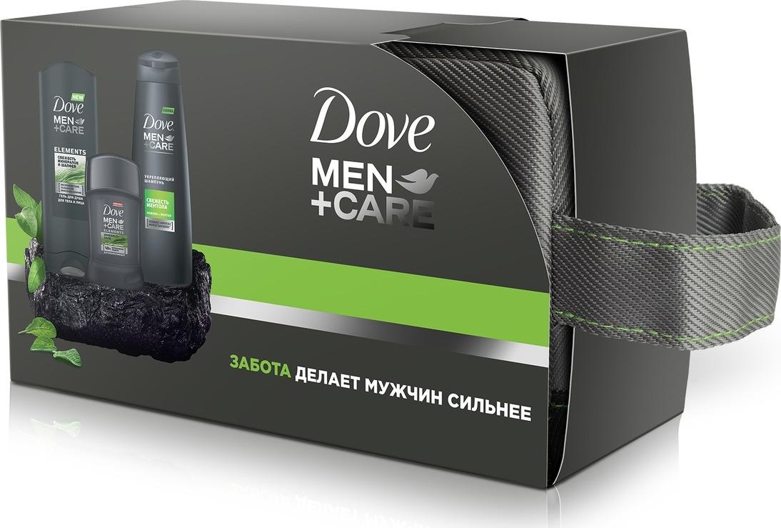 Dove подарочный набор Men+Care энергия свежести dove подарочный набор men care энергия свежести