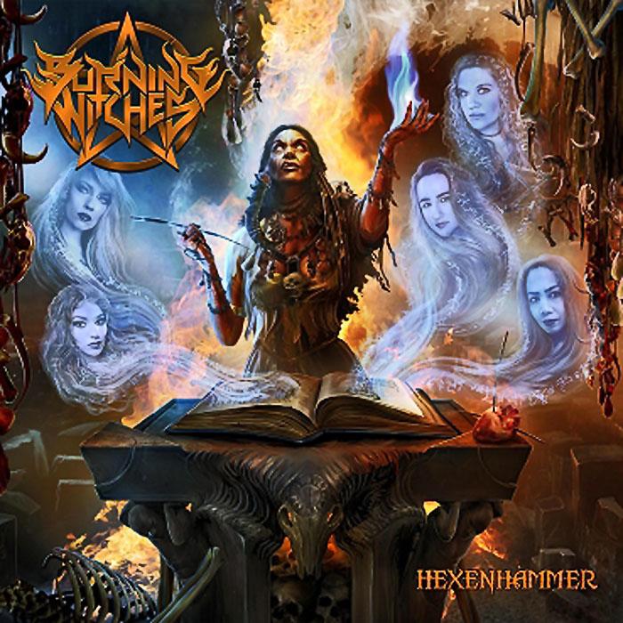 Burning Witches. Hexenhammer