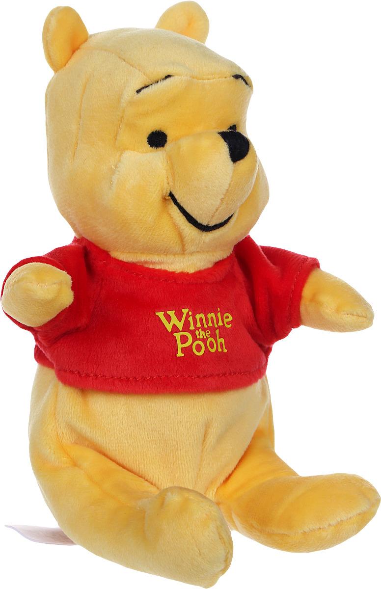 Nicotoy Мягкая игрушка Медвежонок Винни 20 см мягкая игрушка винни disney 25см