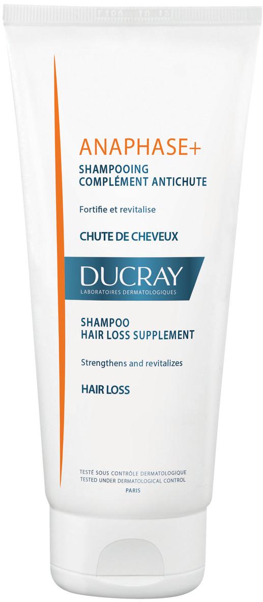 Ducray Анафаз+ Шампунь для ухода за ослабленными выпадающими волосами, 200 мл ducray anaphase объем 200 мл