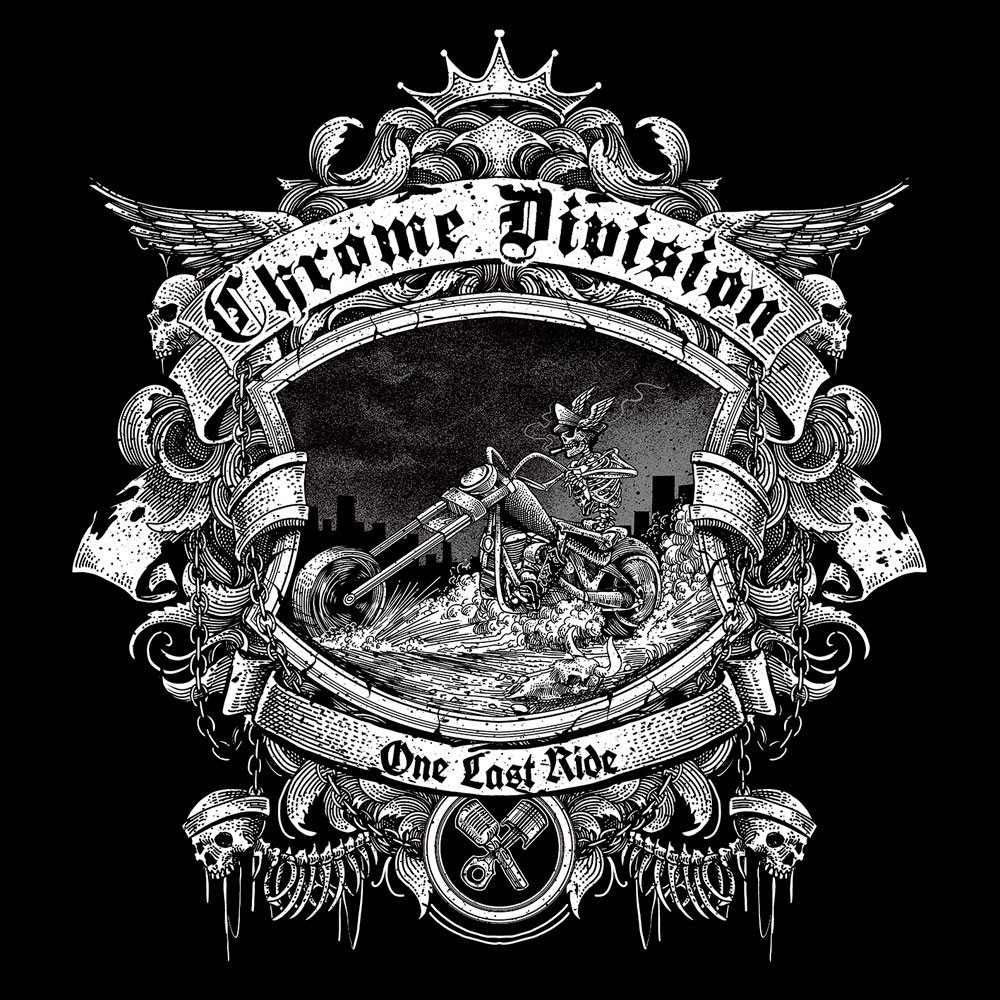 Chrome Division Chrome Division. One Last Ride dimmu borgir dimmu borgir in sorte diaboli deluxe edition cd dvd