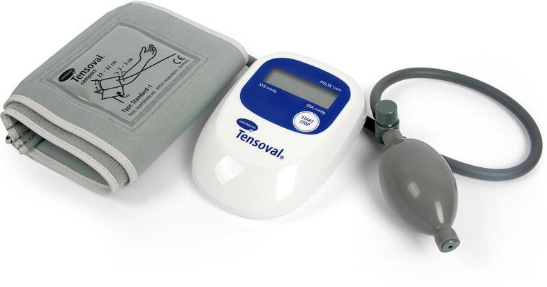 Тонометр полуавтоматический Paul Hartmann Tensoval Compact