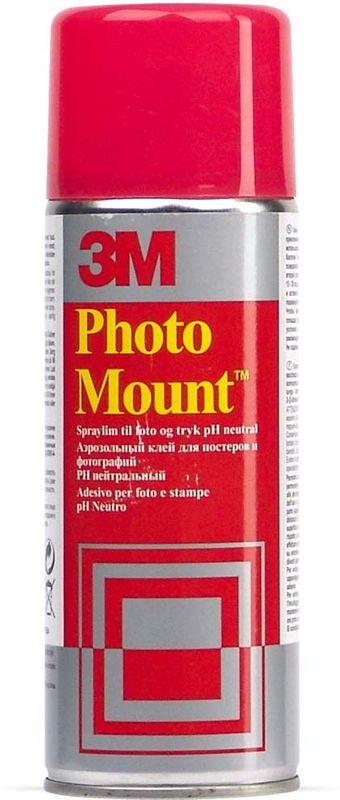 Клей для моделей 3М Photo Mount, 168998, 400 мл