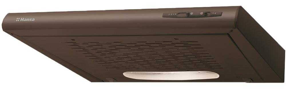 Встраиваемая вытяжка Hansa OSC5111BH, коричневый вытяжка подвесная hansa osc5111bh