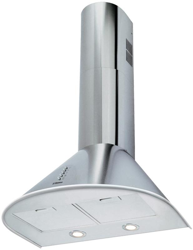 Встраиваемая вытяжка Hansa OKP6222MH, серебристый вытяжка купольная hansa okc655swh белый