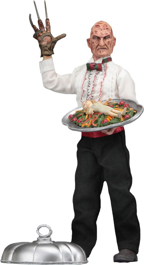 Фигурка Neca A Nightmare on Elm Street Part 5 Chef Freddy, 1CSC20003762