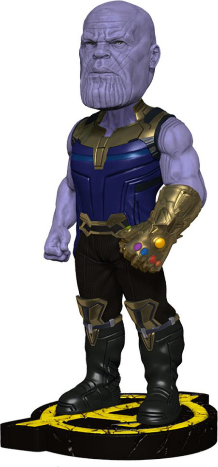 Фигурка Neca Head Knocker Avengers Infinity War Thanos, 1CSC20003768 neca anime god of war brinquedos action figure juguetes games toy kratos figures brinquedo collectible model toys christmas gift