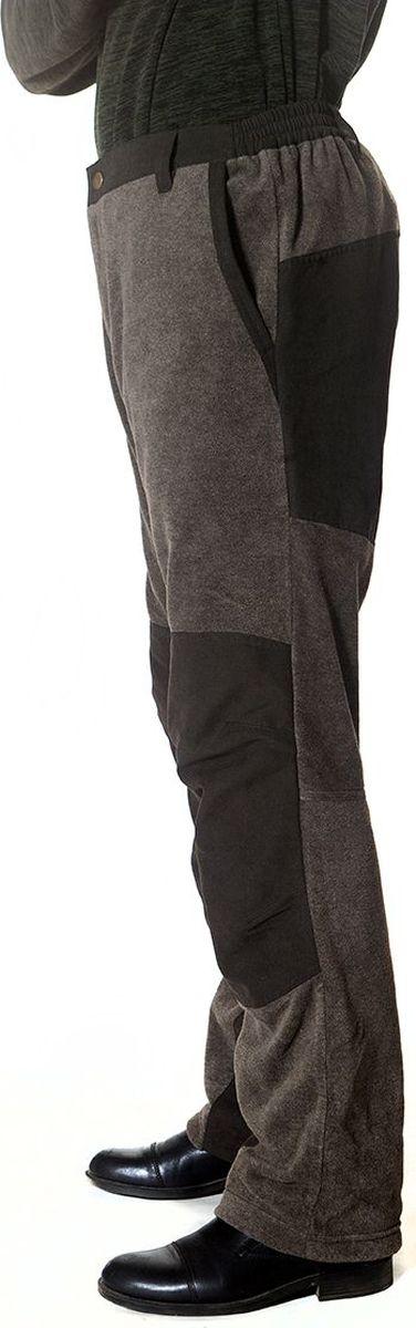 Штаны камуфляжные Canadian Camper Fasto, цвет: коричневый. Fasto_Brown. Размер 3XL (56)