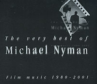 Michael Nyman. Film Music 1980-2001 (2 CD) kors michael портмоне
