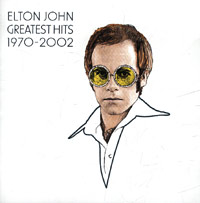 Элтон Джон Elton John. Greatest Hits 1970 - 2002 two rooms celebrating the songs of elton john