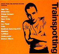 Trainspotting. Music From The Motion Picture fantasy inc prestige records