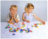 """Мозаики и конструкторы серии """"Флексика"""" развивают у ребенка память, воображение, моторику, пространственное и логическое мышление. Обучение происходит прямо во время игры."""