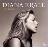 Дайана Кролл Diana Krall. Live In Paris дайана кролл diana krall all for you 2 lp