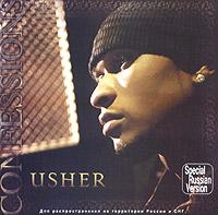Американский хип-хоп исполнитель Usher записал свою новую пластинку