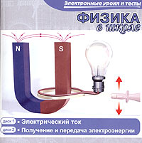 Физика в школе: Электрический ток. Получение и передача электроэнергии