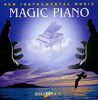 Dreamusic. New Instrumental Music. Magic Piano