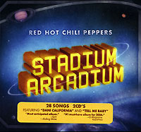 The Red Hot Chili Peppers Red Hot Chili Peppers. Stadium Arcadium (2 CD) cd диск red hot chili peppers greatest hits 1 cd