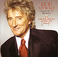 Rod Stewart.  Thanks For The Memory.  The Great American Songbook IV SONY BMG