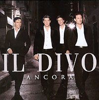 Il Divo Il Divo. Ancora il divo il divo an evening with il divo live in barcelona cd dvd