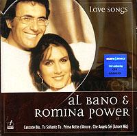Аль Бано,Ромина Пауэр Al Bano & Romina Power. Love Songs альбано одежда
