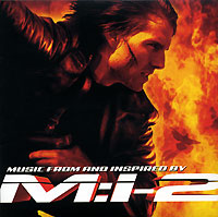 Music From And Inspired By Mission: Impossible 2