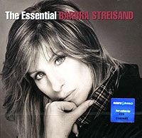 Барбра Стрейзанд Barbra Streisand. The Essential (2 CD) барбра стрейзанд barbra streisand partners 2 lp cd