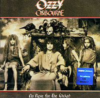 Оззи Осборн Ozzy Osbourne. No Rest for the Wicked раскладушка therm a rest therm a rest luxurylite mesh xl
