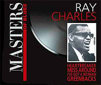 Masters Of Blues. Ray Charles